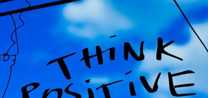 L'art d'être positif !